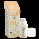 BB - крем ухаживающий солнцезащитный с тонирующим эффектом №66 Sand Beige, 30 мл.